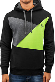 JUST RHYSE Shock Hoody Green auf oboy.de