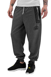 JUST RHYSE Ray Sweat Pants Charcoal auf oboy.de