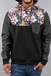 JUST RHYSE Flow Hoody Black auf oboy.de