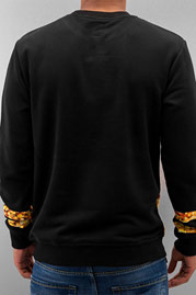 JUST RHYSE  Sweatshirt Black auf oboy.de