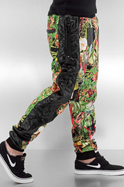 JUST RHYSE Jungle Sweat Pants Colored auf oboy.de