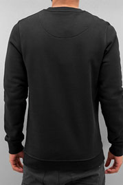 JUST RHYSE New York Sweater Black auf oboy.de