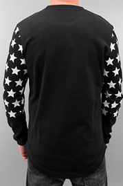 JUST RHYSE Crewneck Black auf oboy.de
