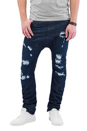 JUST RHYSE Ole Antifit Jeans Dark Blue auf oboy.de