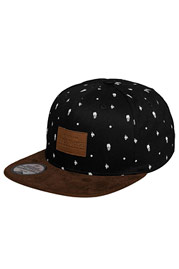 JUST RHYSE The Company Snapback Cap Black auf oboy.de