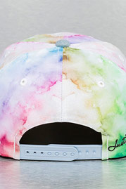 JUST RHYSE Florida Rolf Snapback Cap Colored auf oboy.de