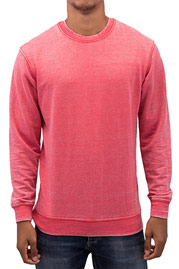 JUST RHYSE Soft Sweatshirt Red auf oboy.de