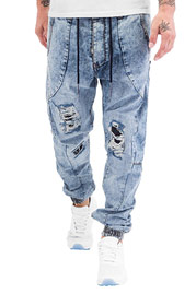 JUST RHYSE Berlin Anti Fit Jeans Blue auf oboy.de