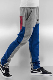 JUST RHYSE Gönn Dir Sweat Pants Grey Melange auf oboy.de