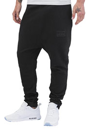 JUST RHYSE With Me  Sweat Pants Black auf oboy.de