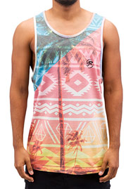 JUST RHYSE William Tank Top Colored auf oboy.de
