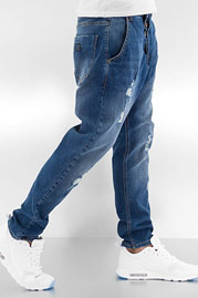 JUST RHYSE Used Jeans Blue auf oboy.de