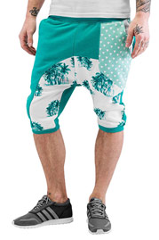 JUST RHYSE Palms Shorts Green auf oboy.de