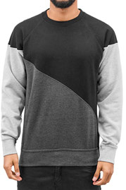 JUST RHYSE Umag Sweatshirt Grey auf oboy.de
