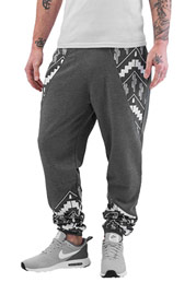 JUST RHYSE Desert Sweat Pants Grey auf oboy.de