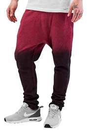 JUST RHYSE Phileas Sweatpants Red auf oboy.de