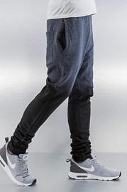 JUST RHYSE Wash Sweatpants Eclipse Melange auf oboy.de