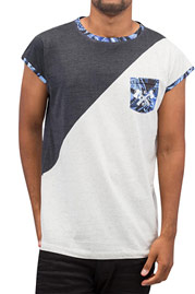 JUST RHYSE Ax T-Shirt Grey auf oboy.de
