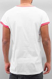 JUST RHYSE Johan T-Shirt White auf oboy.de
