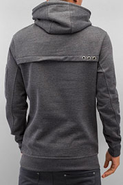 JUST RHYSE World Hoody Anthracite auf oboy.de