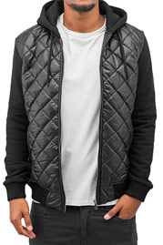 JUST RHYSE Two Face Jacket Black auf oboy.de