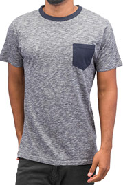 JUST RHYSE T-Shirt Blue auf oboy.de