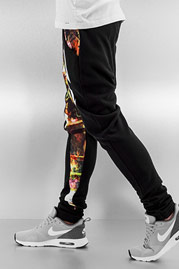 JUST RHYSE Jylge Sweatpants Black auf oboy.de