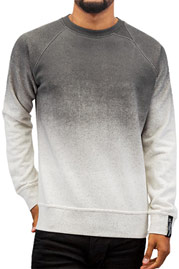 JUST RHYSE Two Tone  Sweatshirt Anthracite auf oboy.de