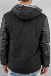 JUST RHYSE Minsko Jacket Black auf oboy.de
