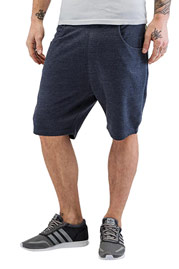 JUST RHYSE Sweat Shorts Eclipse Melange auf oboy.de