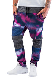 JUST RHYSE New Galaxy Sweat Pants Black auf oboy.de