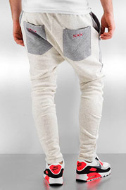 JUST RHYSE Ted Sweat Pants Light auf oboy.de