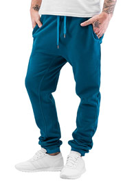JUST RHYSE Egino Sweatpants Blue auf oboy.de