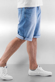 JUST RHYSE Shorts Ice Blue auf oboy.de
