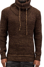 JUST RHYSE Gabor Sweatshirt Brown auf oboy.de
