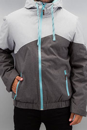 JUST RHYSE Dacio Jacket Grey auf oboy.de