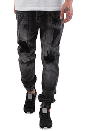 JUST RHYSE Dschibuti Antifit Jeans Grey auf oboy.de