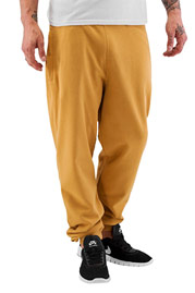 JUST RHYSE Guanto Sweat Pants Mustard auf oboy.de