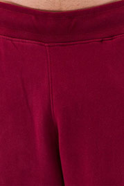 JUST RHYSE Guanto Sweat Pants Wine Red auf oboy.de