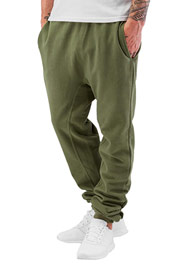 JUST RHYSE Trent Sweat Pants Olive auf oboy.de