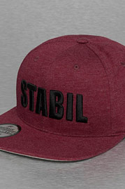 JUST RHYSE Stabil Cap Red auf oboy.de