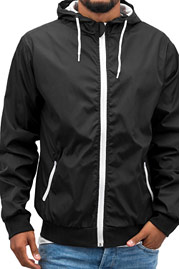 JUST RHYSE Jacket Black auf oboy.de