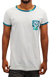 JUST RHYSE T-Shirt White auf oboy.de