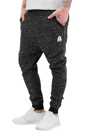 JUST RHYSE Rainrock Sweat Pants Black auf oboy.de