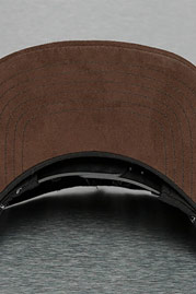 JUST RHYSE Island Mountain Cap  Black auf oboy.de