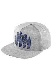 JUST RHYSE Summerland Snapback Cap Off White auf oboy.de