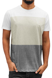 JUST RHYSE Karluk Lake T-Shirt White auf oboy.de