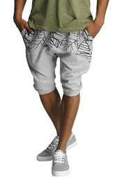 JUST RHYSE Inyokern Shorts Grey auf oboy.de