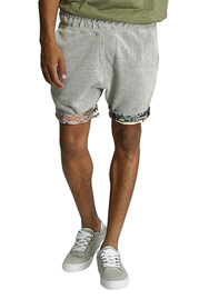JUST RHYSE Corcoran Shorts Grey auf oboy.de