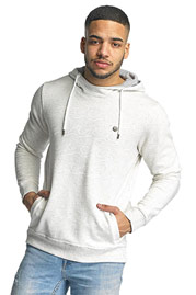 JUST RHYSE Montacito Hoody Off White auf oboy.de